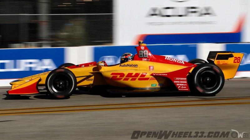 Liveries - 2019 NTT IndyCar Series Acura GP of Long Beach - 2019 INDYCAR LIVERIES LONG BEACH INDYCAR CAR No. 28