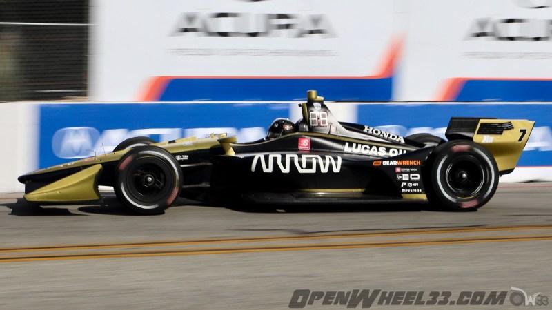 Liveries - 2019 NTT IndyCar Series Acura GP of Long Beach - 2019 INDYCAR LIVERIES LONG BEACH INDYCAR CAR No. 7