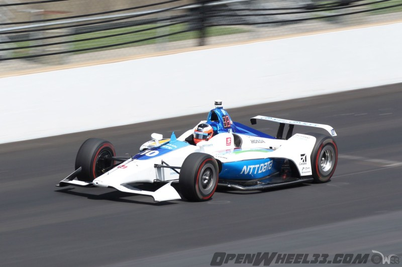 INDYCAR Liveries - 2019 103rd Running of the Indianapolis 500 Mile Race - 2019 INDYCAR LIVERIES INDY500 PRACTICE INDYCAR CAR No. 10