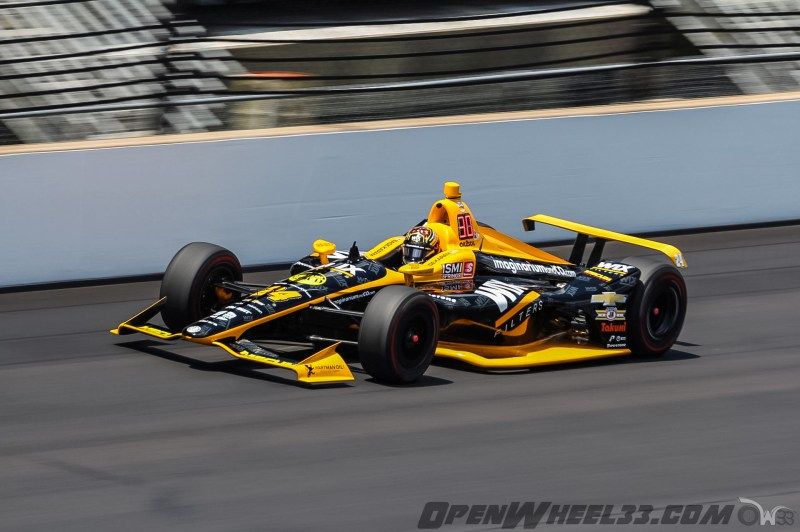 INDYCAR Liveries - 2019 103rd Running of the Indianapolis 500 Mile Race - 2019 INDYCAR LIVERIES INDY500 PRACTICE INDYCAR CAR No. 24 1