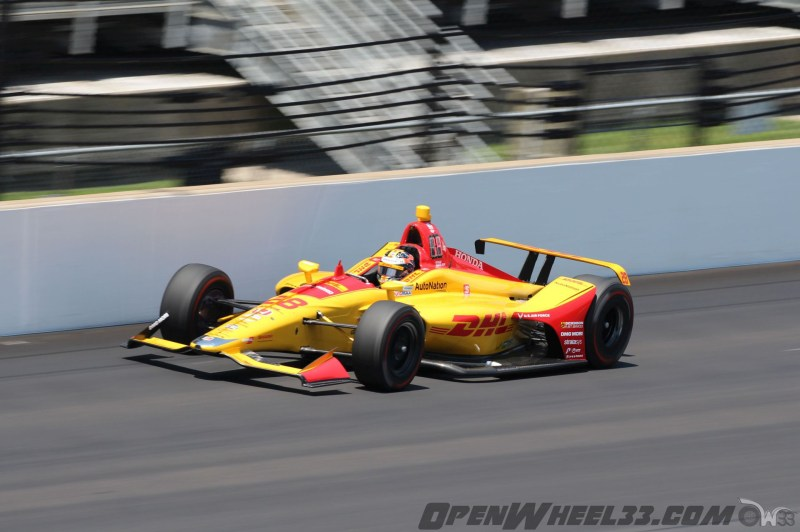 INDYCAR Liveries - 2019 103rd Running of the Indianapolis 500 Mile Race - 2019 INDYCAR LIVERIES INDY500 PRACTICE INDYCAR CAR No. 28