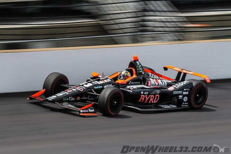 INDYCAR Liveries - 2019 103rd Running of the Indianapolis 500 Mile Race - 2019 INDYCAR LIVERIES INDY500 PRACTICE INDYCAR CAR No. 33 1