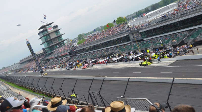 2019 INDYCAR PHOTO GALLERY INDY 500 CARB DAY 1