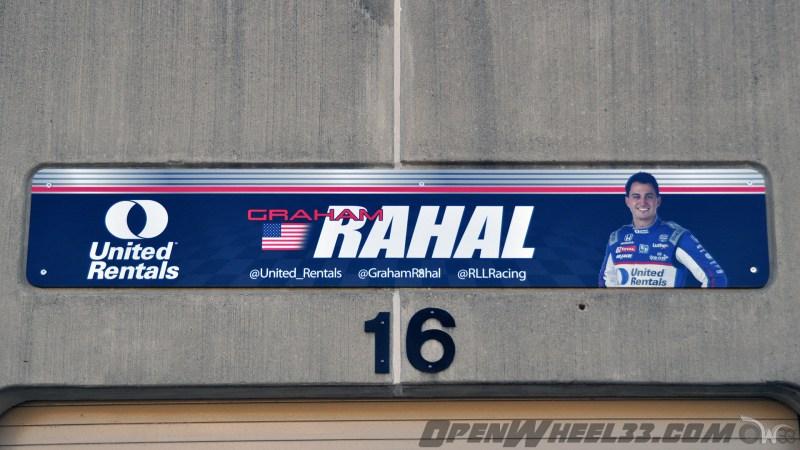 Gasoline Alley Signs - 2019 Indianapolis 500 & INDYCAR Grand Prix - 2019 INDYCAR PHOTO GALLERY INDY500 GARAGE SIGNS 15