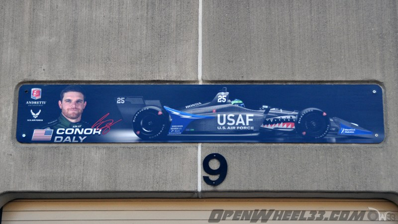 Gasoline Alley Signs - 2019 Indianapolis 500 & INDYCAR Grand Prix - 2019 INDYCAR PHOTO GALLERY INDY500 GARAGE SIGNS 25