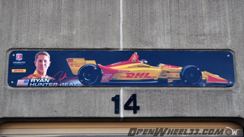Gasoline Alley Signs - 2019 Indianapolis 500 & INDYCAR Grand Prix - 2019 INDYCAR PHOTO GALLERY INDY500 GARAGE SIGNS 28