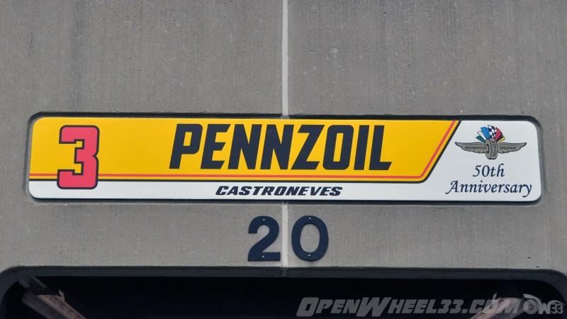Gasoline Alley Signs - 2019 Indianapolis 500 & INDYCAR Grand Prix - 2019 INDYCAR PHOTO GALLERY INDY500 GARAGE SIGNS 3