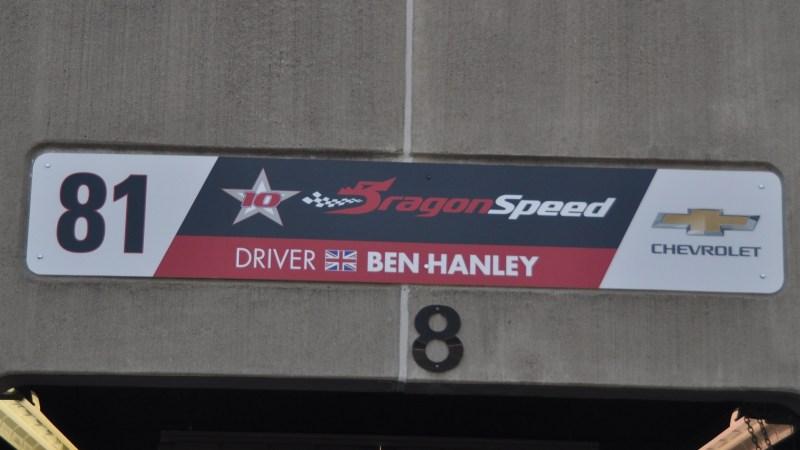 Gasoline Alley Signs - 2019 Indianapolis 500 & INDYCAR Grand Prix - 2019 INDYCAR PHOTO GALLERY INDY500 GARAGE SIGNS 81