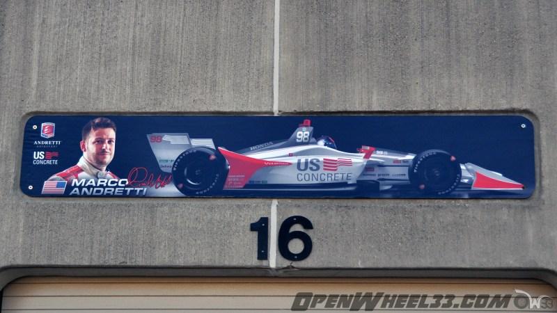Gasoline Alley Signs - 2019 Indianapolis 500 & INDYCAR Grand Prix - 2019 INDYCAR PHOTO GALLERY INDY500 GARAGE SIGNS 98
