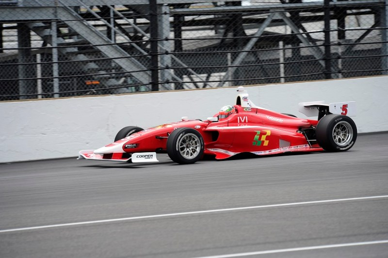 Liveries - 2019 Indy Lights Freedom 100 at IMS - 2019 LIGHTS FREEDOM 100 CAR 5