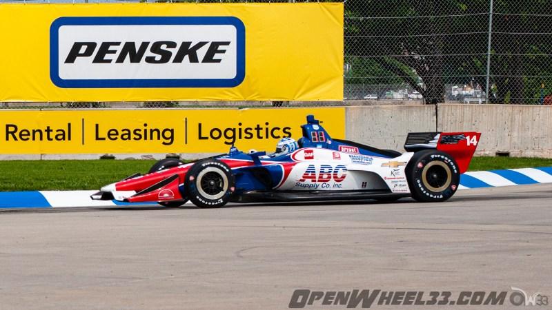 Liveries – 2019 NTT IndyCar Series Chevrolet Detroit Grand Prix - 2019 INDYCAR LIVERIES DETROITGP INDYCAR CAR No. 14