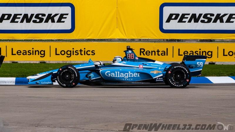 Liveries – 2019 NTT IndyCar Series Chevrolet Detroit Grand Prix - 2019 INDYCAR LIVERIES DETROITGP INDYCAR CAR No. 59