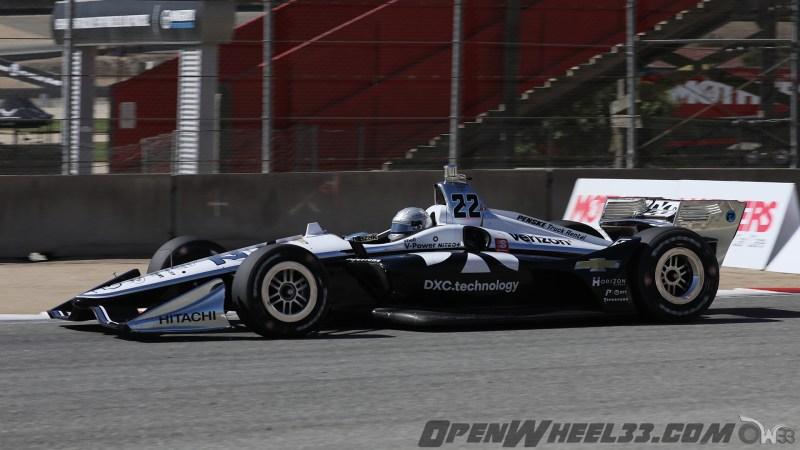 Liveries – 2019 NTT IndyCar Series Firestone GP of Monterey - 2019 INDYCAR LIVERIES LAGUNA INDYCAR CAR No. 22