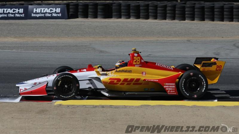 Liveries – 2019 NTT IndyCar Series Firestone GP of Monterey - 2019 INDYCAR LIVERIES LAGUNA INDYCAR CAR No. 28