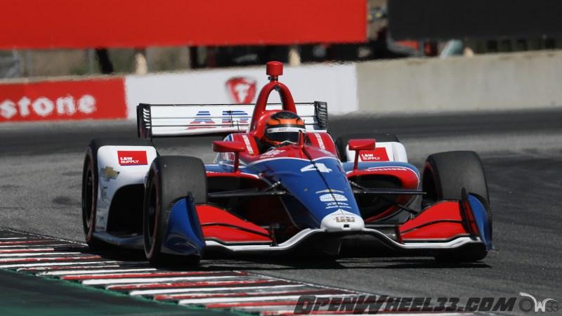 Liveries – 2019 NTT IndyCar Series Firestone GP of Monterey - 2019 INDYCAR LIVERIES LAGUNA INDYCAR CAR No. 4
