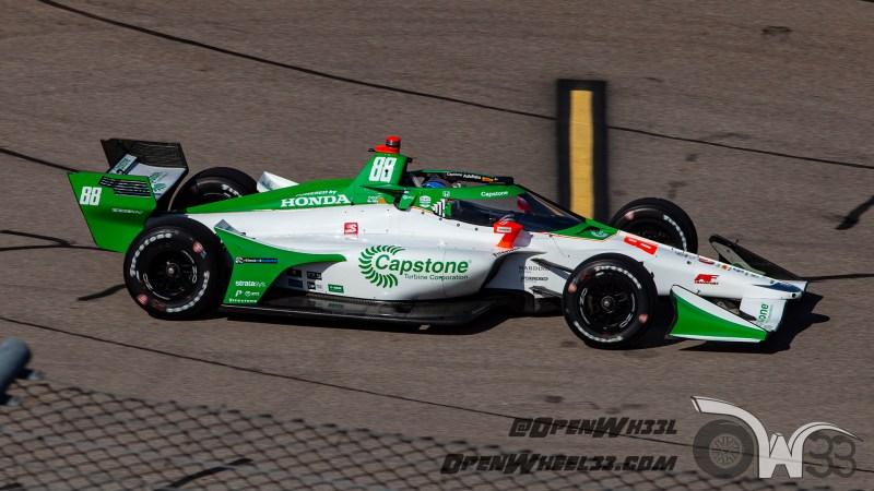 Liveries – 2020 Iowa INDYCAR 250s at Iowa Speedway - 2020 INDYCAR LIVERIES IOWA INDYCAR CAR No. 88