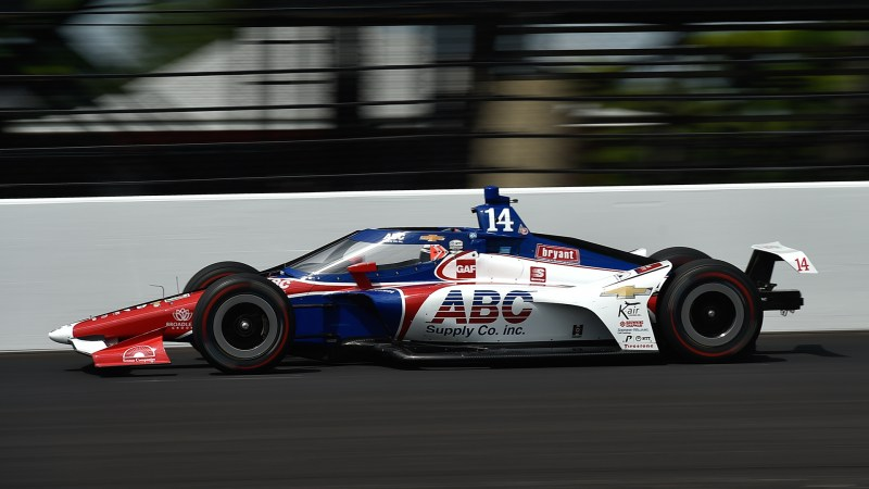 Liveries – 2020 104th Running of the Indianapolis 500 Mile Race - 2020 INDYCAR LIVERIES INDY 500 INDYCAR CAR No. 14
