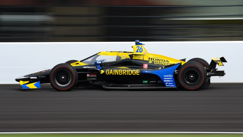 Liveries – 2020 104th Running of the Indianapolis 500 Mile Race - 2020 INDYCAR LIVERIES INDY 500 INDYCAR CAR No. 26