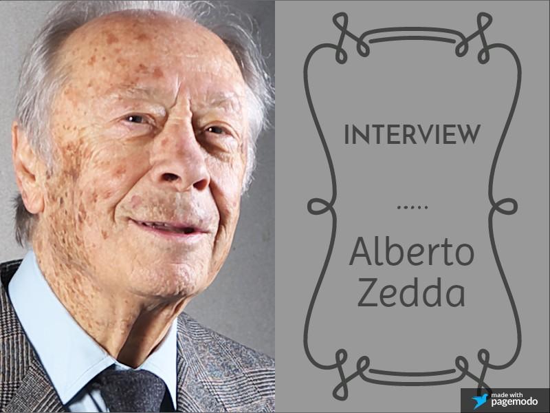 アルベルト・ゼッダ