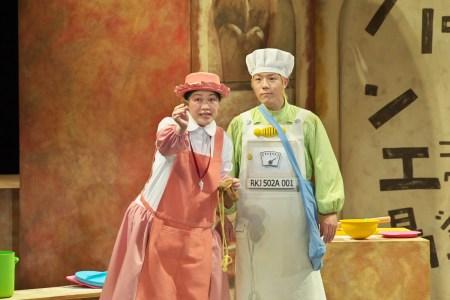【公演レポート】オペラシアターこんにゃく座《ロはロボットのロ》‐‐‐すべてのこどもたちと、こどもだったすべてのおとなたちに贈るオペラ