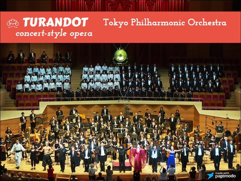 【演奏会レポート】東京フィルハーモニー交響楽団2015/16シーズン 5月定期演奏会《トゥーランドット》