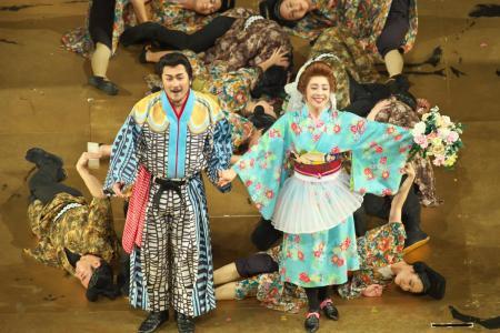 黒船がやって来た! 野田秀樹 meets 井上道義 =《フィガロの結婚》!!!