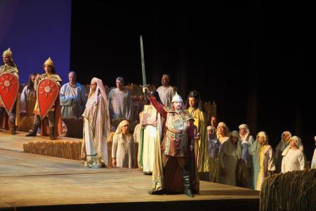 【GPレポート】ブルガリア国立歌劇場《イーゴリ公》