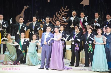 東京二期会オペラ劇場《ウィーン気質》ADSC_6179 © Naoko Nagasawa (OPERAexpress)