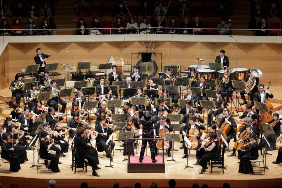 新日本フィルハーモニー交響楽団 第567回定期演奏会より