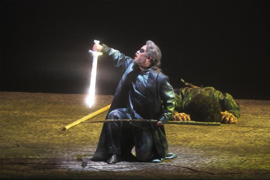 びわ湖ホールプロデュースオペラ「ラインの黄金」より