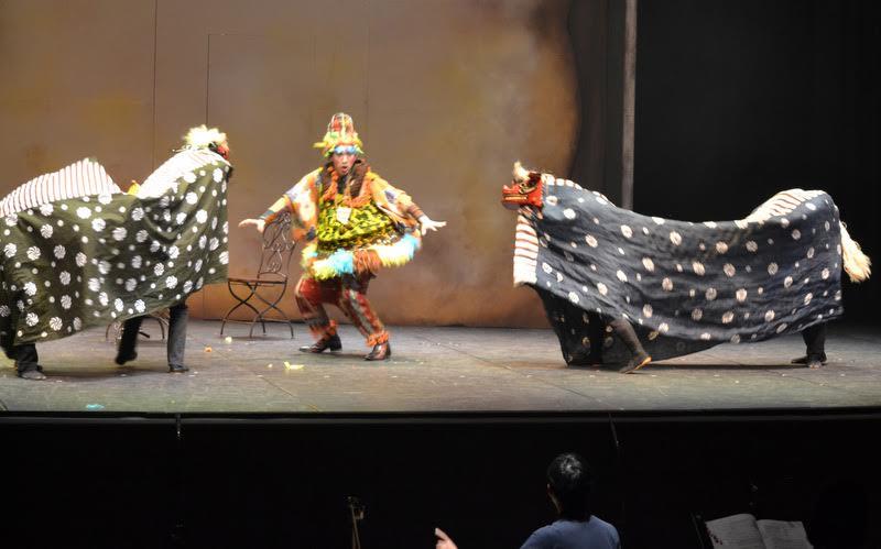 多賀城公演『魔法の笛』より