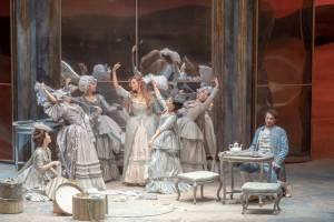 ローマ歌劇場 2018年 日本公演《マノン・レスコー》第二幕より