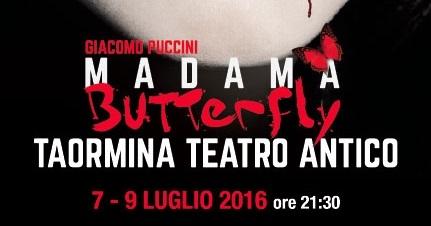 MADAMA BUTTERFLY a Taormina: tra gelosie e provvedimenti giudiziari uno spettacolo di scarsa qualità