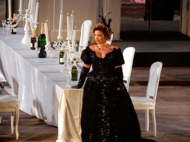 Interpreti di grande caratura per una spettacolare Traviata al Teatro Greco di Taormina