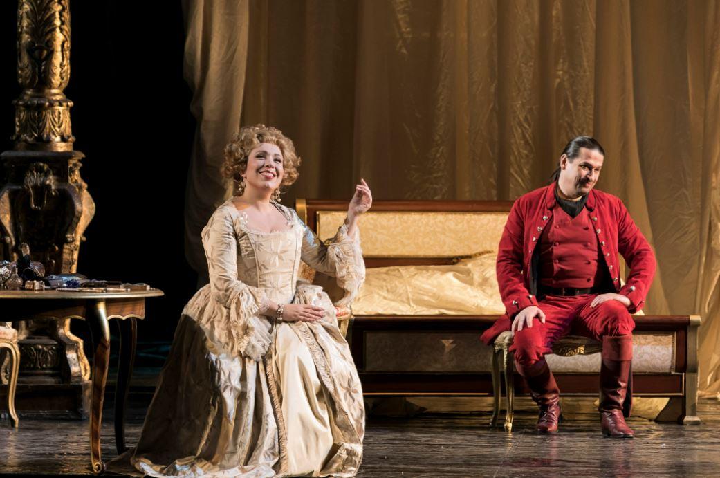 Manon Lescaut al Regio di Torino
