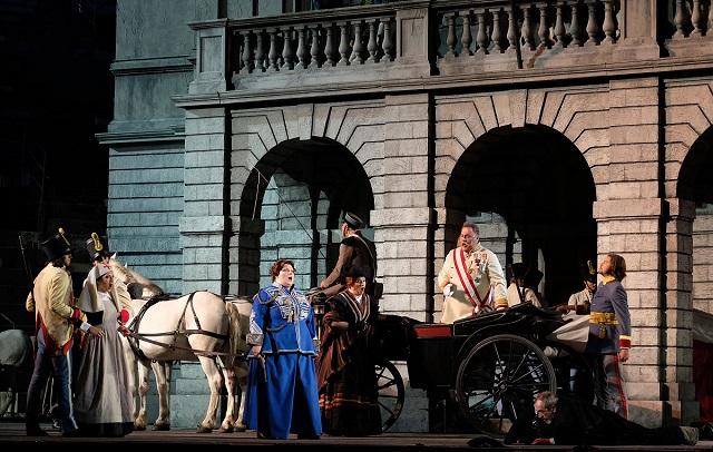 """Un Nabucco """"Risorgimentale"""" Apre La Stagione Dell'Arena Di Verona 2017."""