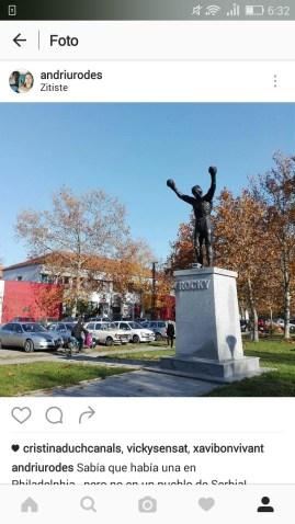 Rocky en Serbia