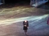 Željko Lučic at curtain call, Otello, The Met