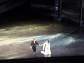 Aleksandrs Antonenko, Sonya Yoncheva at curtain call