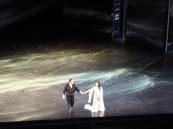 Aleksandrs Antonenko, Sonya Yoncheva at curtain call