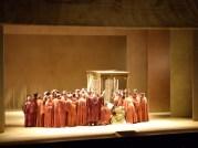 The finale, I Due Foscari, Teatro alla Scala