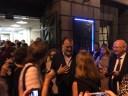 Bryn Terfel, stage door Tosca BSO 01/07/2016