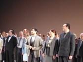 Leonardo Capalbo, Ismaele in Nabucco, ROH 25/06/2016