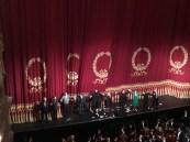 The cast of La Juive, Bayerische SDtaatsoper, July 4th, 2016
