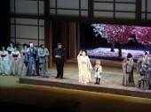 Cast Madama Butterfly, La Scala