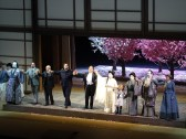 Cast, Madama Butterfly, La Scala