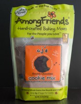 Among Friends Gluten Free Double Chocolate Cookie Mix
