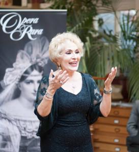 Nelly Miricioiu/ Foto Opera Rara/ Duncan Russell