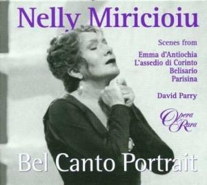 Miricioiu Opera Rara recital