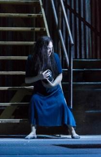 Elizabeth Blanke-Biggs as Elektra